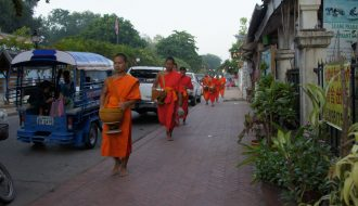 LUANG PRABANG IN 2 DAYS MY MUST SEE WITH MAP AND ADVICE