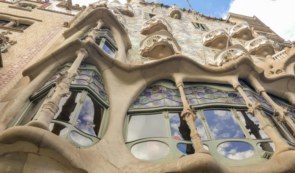 Barcelona in 1 day - Walking tour with map of my city tour itinerary